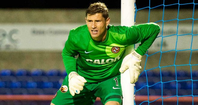 Cierzniak happy at Tannadice