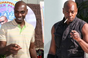 Check Out the New, Buff Dave Chappelle