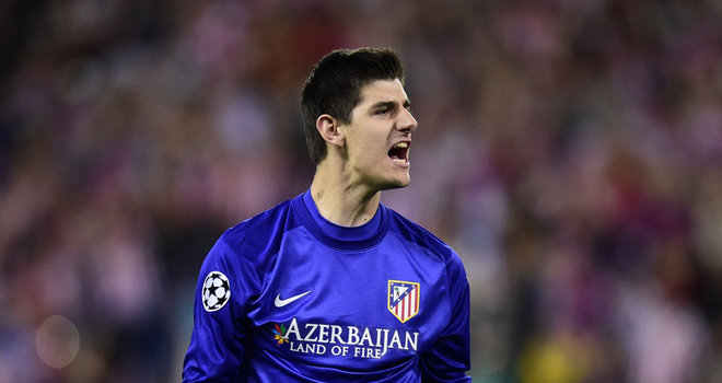 Courtois up for Chelsea test