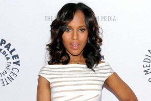 Kerry Washington Talks About Hiding Her Pregnancy On 'Scandal'