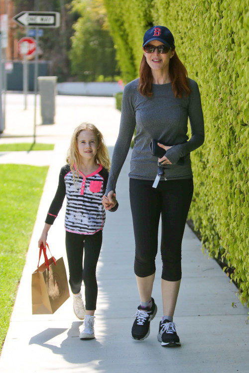 Marcia Cross and Her Brentwood Beauty
