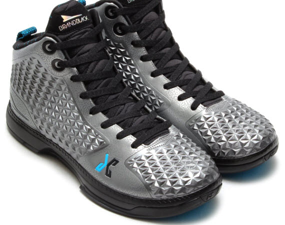 "BRANDBLACK J.Cross Over ""Gun Metal"""