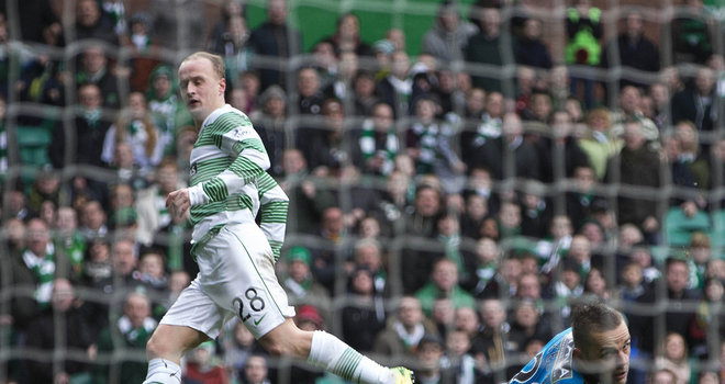 Cetic hold fire on Griffiths