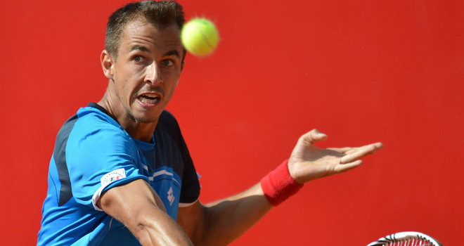 Rosol makes successful start