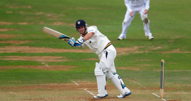 Div Two: Smith hits Derbyshire