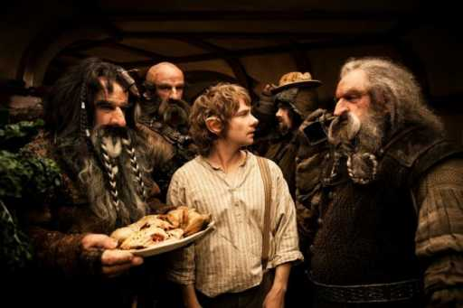 Third 'Hobbit' film announces new subtitle: The Battle of Five Armies