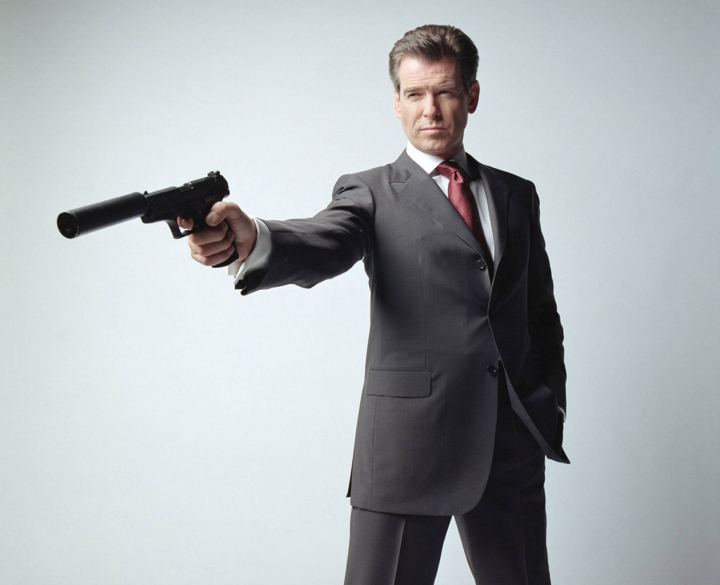 Pierce Brosnan says he wasn't 'good enough' as James Bond