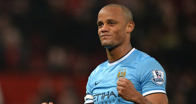 Vincent Kompany: Delighted to beat Everton but not getting carried away