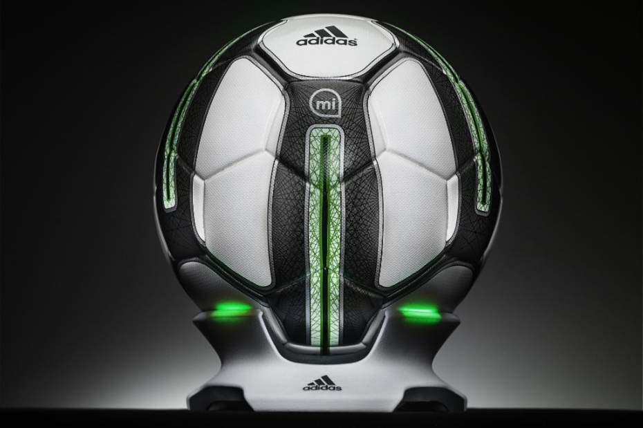 the adidas micoach smart ball is the latest adidas performance ...