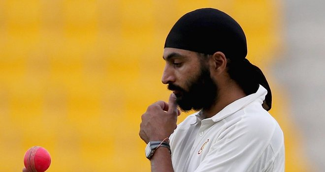 Monty Panesar: Reportedly failed to turn up for a team meeting