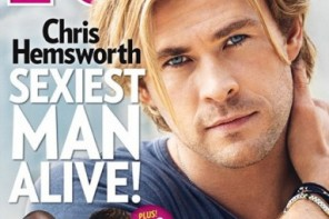 Finally Chris Hemsworth is Sexiest Man for 2014!