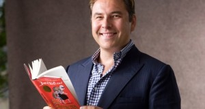 David Walliams leads literacy campaign to make kids best in Europe