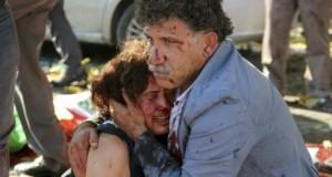 BREAKING- Twin Bomb Blasts In Ankara, Turkey; 20 Killed