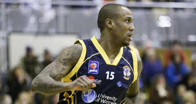 Alex Owumi: Top-scored as Worcester Wolves ran wild in Sheffield