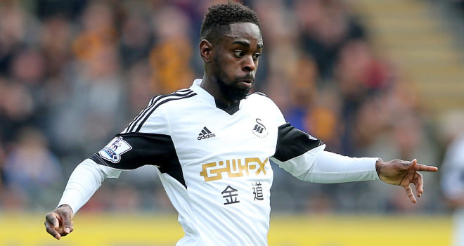 Nathan Dyer: Looking forward to a break