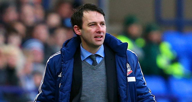 Dougie Freedman: Will not be 'held to ransom' in the transfer market