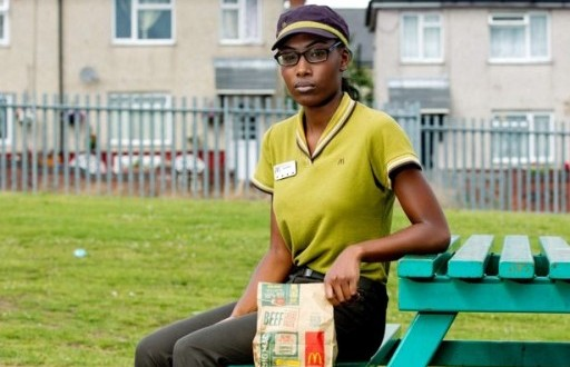 Black worker Divine Tenn couldn't have more hours at McDonald's