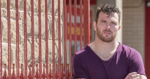 Keegan Hirst comes out as first gay professional rugby player
