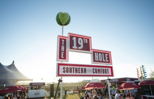 Southern Comfort's Ultimate Crazy Golf Course At Bestival