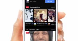 Facebook Launches Feature To Help User Broadcast Live