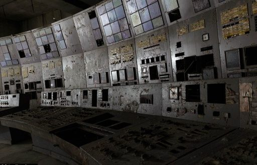 Soviet Ukraine's Chernobyl Nuclear Meltdown Turns 30