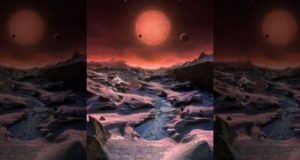 Three New Planets Discovered Orbiting Nearby Dwarf Star Trappist-1