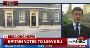Britain To Divorce EU; Obama To Speak With Cameron; Shockwaves Across Global Market