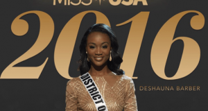 Deshauna Barber From DC Wins Miss USA 2016