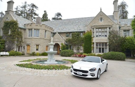Playboy Mansion To Get New Owner - Wealthy Businessman Daren Metropoulos