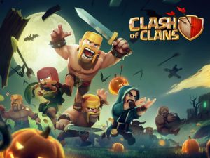 Top 5 Trending Gaming Apps clash of clans