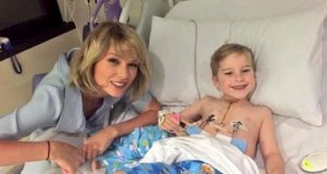 Taylor Swift Makes Surprise Visit To Children Hospital In Brisbane