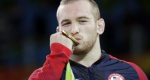 Kyle Snyder Becomes Youngest Olympic Champion In US History