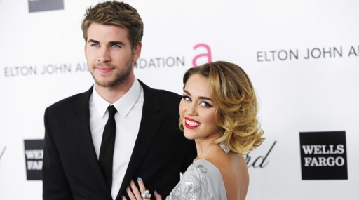 Miley Cyrus Seen On Dinner Date With Liam Hemsworth In L.A.