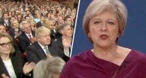 Theresa May Calls EU Leaders Inclduing Hollande, Merkel Ahead Of Brexit Speech