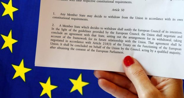 What Is Article 50
