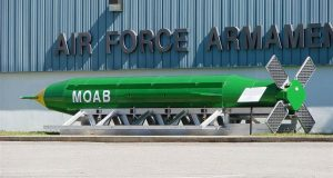 mother or all bombs, moab