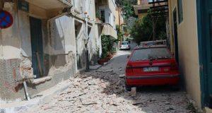 powerful quake