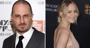 Jennifer Lawrence - Darren Aronofsky