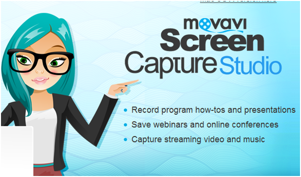 Capturing Useful Tech Videos to Watch Later with Movavi Screen Capture Studio