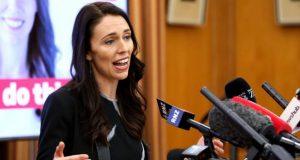Kiwi's Labour Party Leader Jacinda Ardern