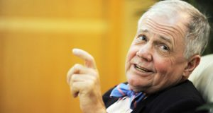 jim rogers on mandarin