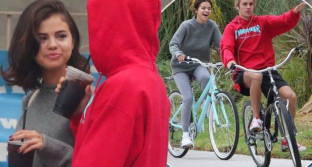 Selena Gomez - Justin Bieber