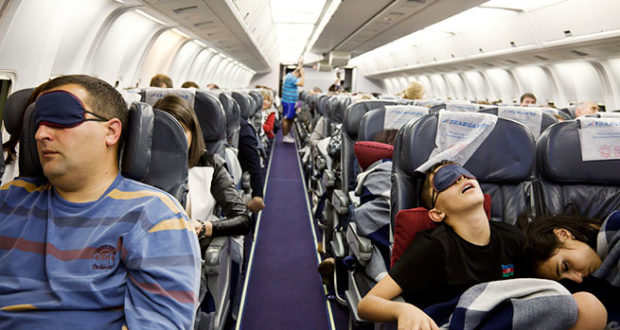 How To Sleep On Plane Flights