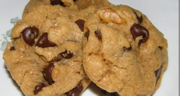 vegan spelt cookie