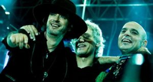 Soda Stereo rock band