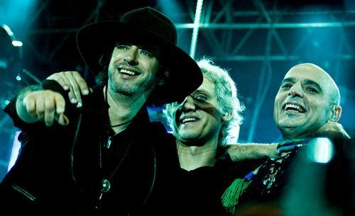 Soda Stereo rock band