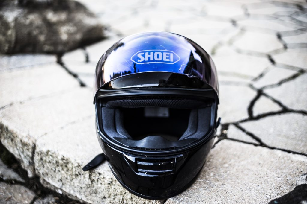 The right kind of helmet can make all the difference
