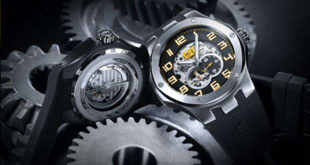 Find a wide variety of watches for men and women from Caterpillar Brand