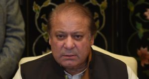 Former Pakistan PM Nawaz Sharif