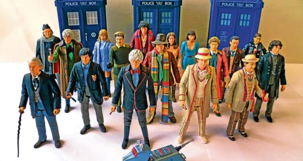 The most expensive Doctor Who collectables